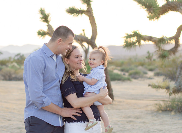 Kocic Family-Joshua Tree, CA