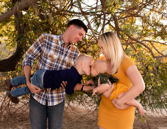 Gavitt Family-Twentynine Palms, CA