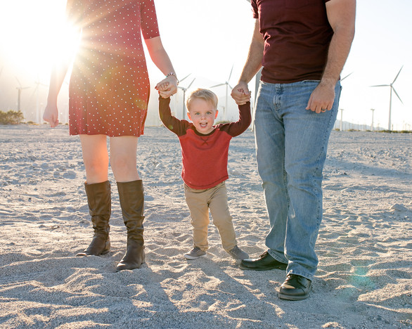 Paisley Family-Palm Springs, CA