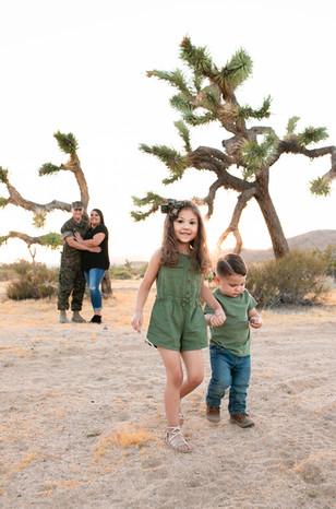 Martin Family-Joshua Tree, CA