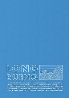 Cartaz oficial do filme_Long Bueno
