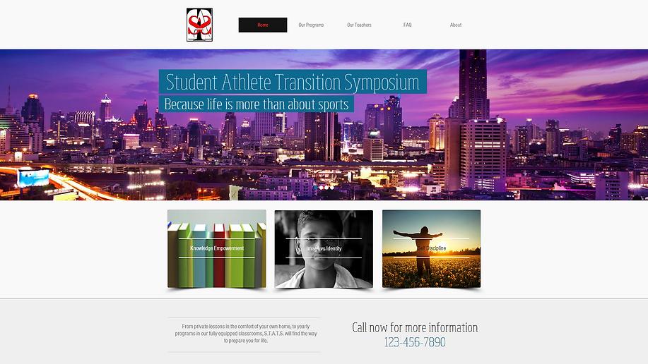 S.T.A.T.S. Website