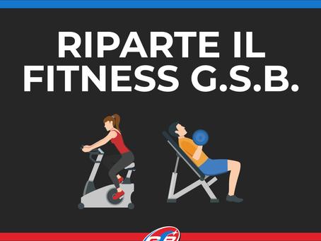 Riparte il Fitness GSB