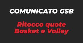 Comunicato GSB