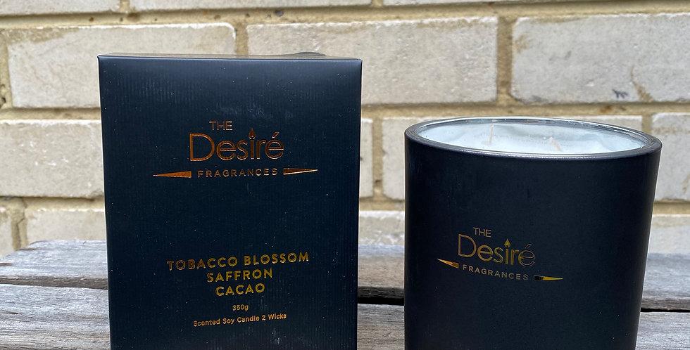 Tobacco Blossom Saffron Cacao