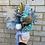 Thumbnail: Bleu    Dried Arrangement