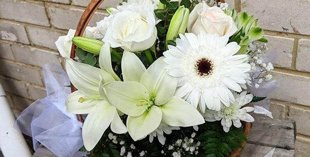 Florist's Choice | Basket Arrangement