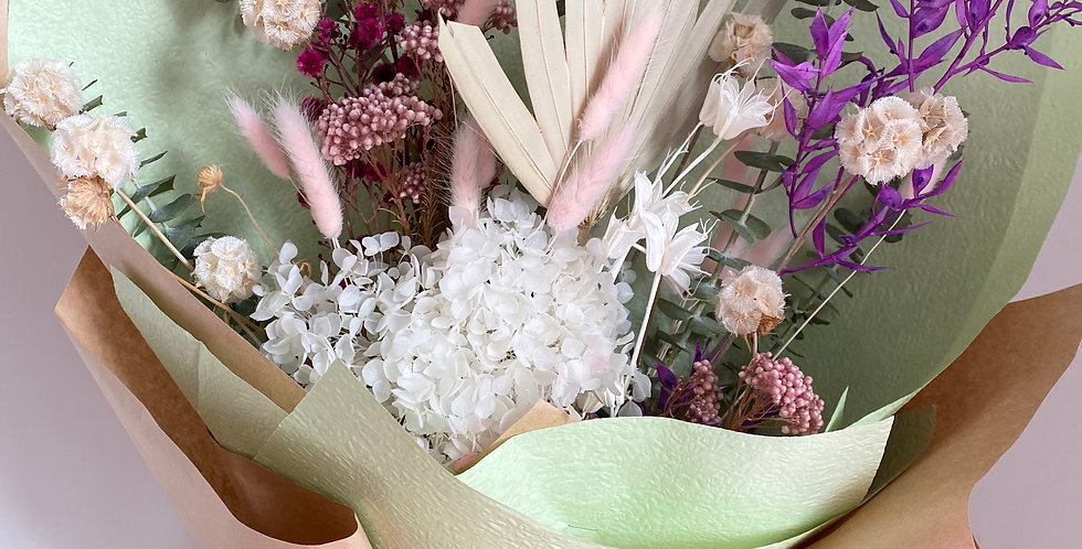 Pastel Pop | Dried Bouquet