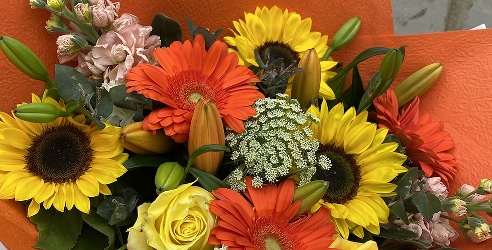 Bright Bouquet | Florist Choice