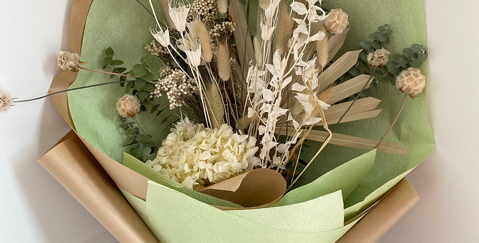 Natural Beauty | Dried Bouquet