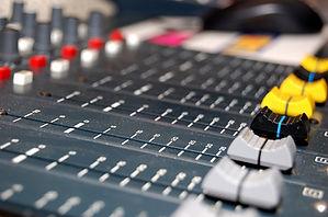 K107 Mixing Desk