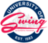 University of Swing logo