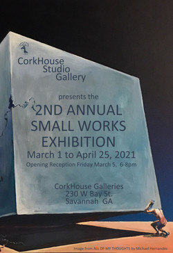 2nd Annual Small Works Poster, 12x18.jpg