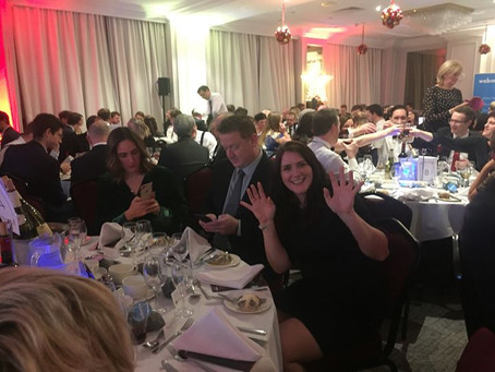 Runners up at 2019 Tech South West Awards for Commitment to Diversity