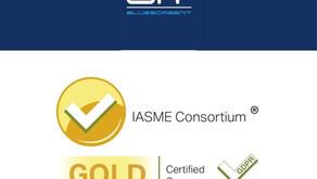 BluescreenIT awarded ISAME Gold Certification