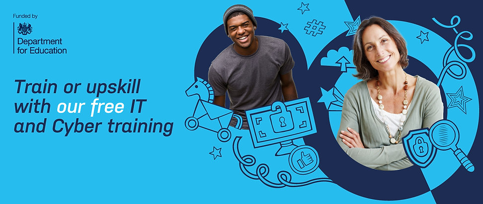 IT and Cyber Bootcamp Banner BITTraining