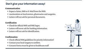 COVID-19 Scam Awareness Alert
