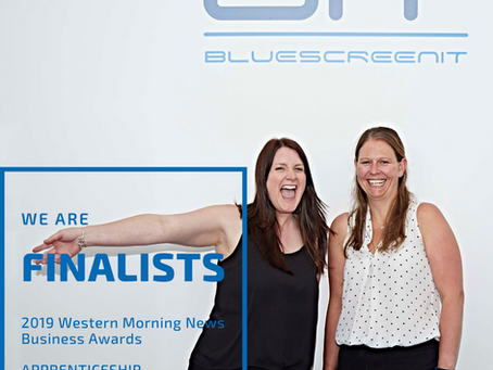 Just under a week now until the Western Morning News Business Awards