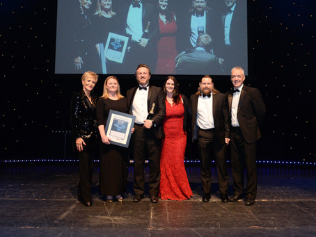 Western Morning News Business Award 2019 Apprenticeship Development winner