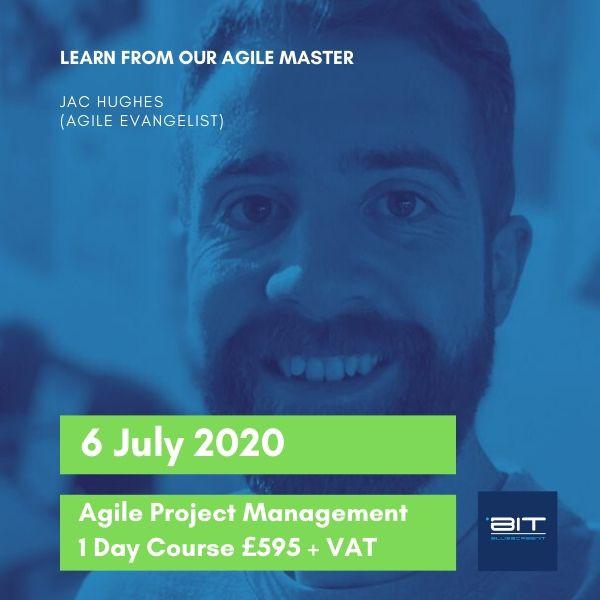 BluescreenIT Agile Foundation Training offer