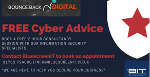 Free Cyber Security advice for businesses in Devon and Somerset