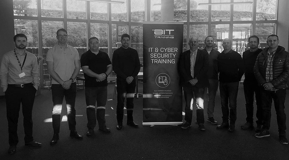 CISM training delegates at BluescreenIT in South West