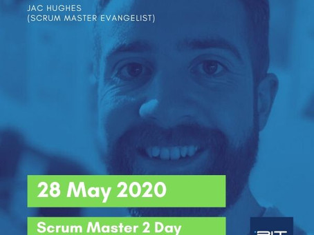 10% off, new course release, Professional Scrum Master (PSM) 2 day masterclass training course
