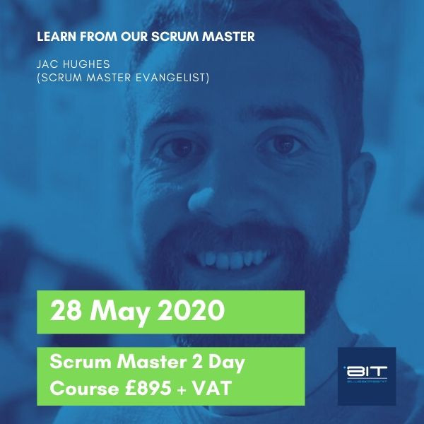 Scrum Master Training by BluescreenIT un UK