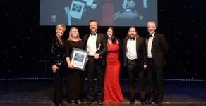 BluescreenIT BIT Security division win the WMN Apprenticeship Development Business Award 2019