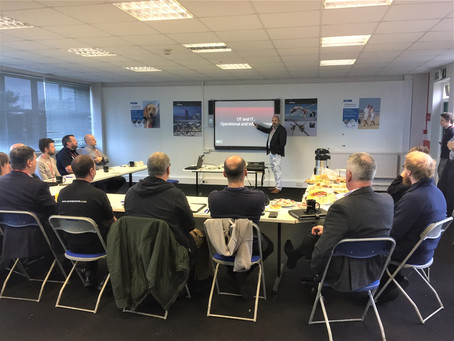 BluescreenIT provide Cyber Insights to Plymouth Manufacturing Group (PMG)