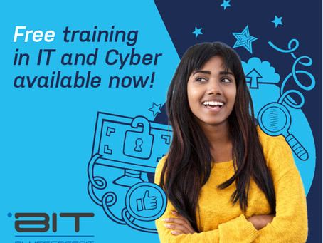 We have reopened our IT and Cyber Readiness Boot Camps!