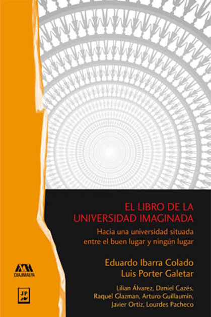 Libro de la universidad imaginada