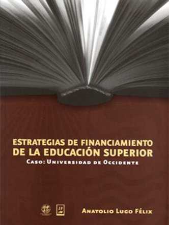 Estrategias de financiamiento de la educación superior