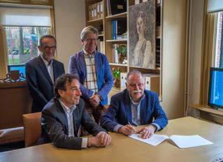 Joods archief naar Historisch Museum Vriezenveen