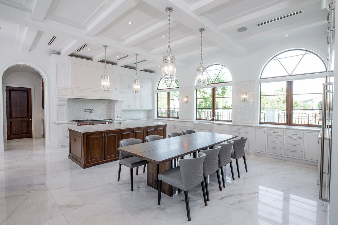 Custom Luxury Kitchen