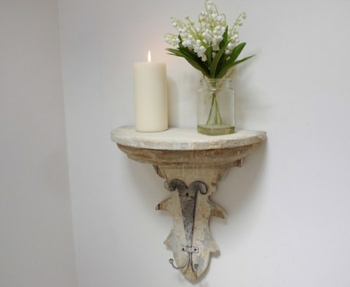 Rustic Decorative Shelf