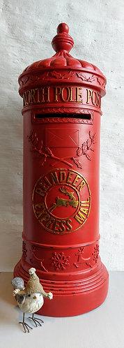 North Pole Mail Box