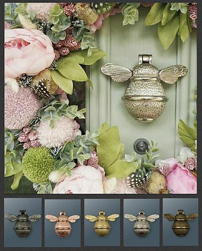 Brass Bee Door Knockers