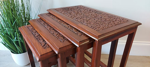 Hardwood Table Collection