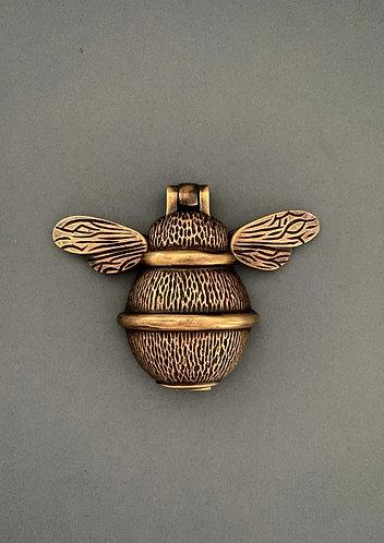 Heritage Brass Bee Door Knocker
