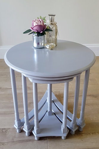Retro Side Table Set