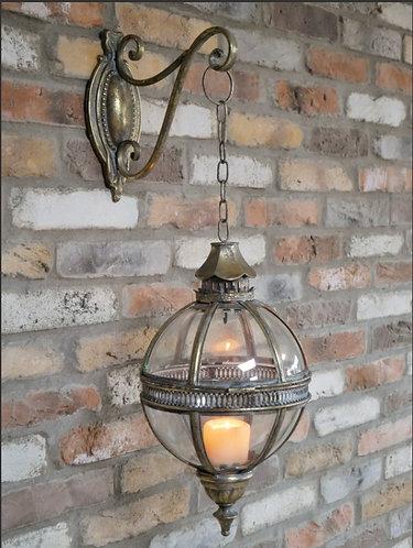 Lantern and bracket