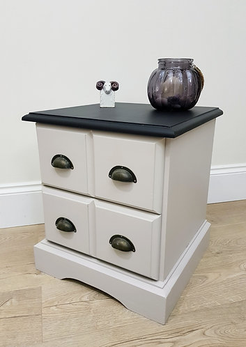 Small Two Drawer Unit