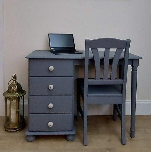 Dressing Table / Desk with Chair