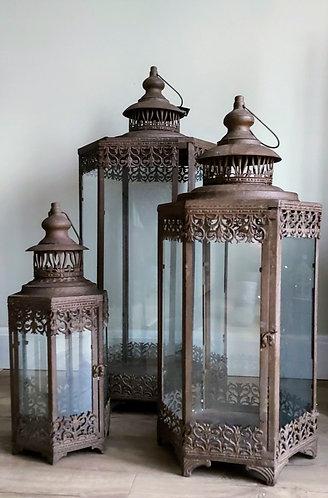 Tangier lanterns