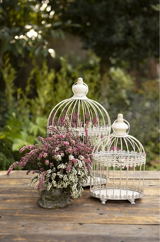 Oval Birdcages - Two sizes available