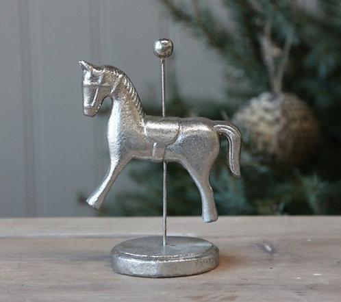 Antique Silver Circushorse