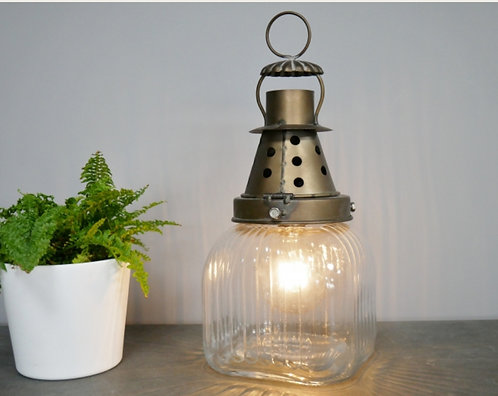 Industrial Table Top Light