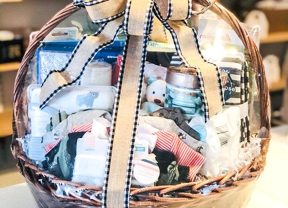 Luxury Baby Basket