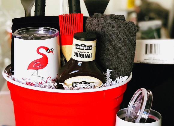 Luxury BBQ Gift Basket
